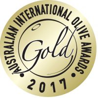 AIOA 2017 Gold Decal
