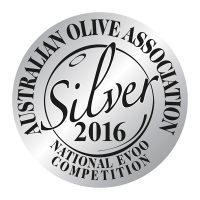 AOA EVOO 2016 Silver